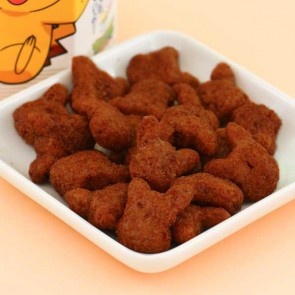 Tohato Pokémon Corn Puff Snacks - Chocolate