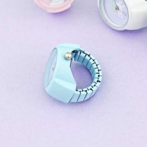 Unicorn Adjustable Ring Watch