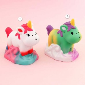 Kiibru Unicorn on Cloud Squishy