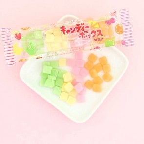 Kyoshin Fruit Mix Mochi Candy Set