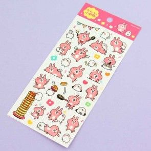 Kanahei's Piske & Usagi Stickers - Pancake Party
