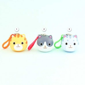 Kawaii Neko Bag Charm