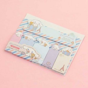 Cinnamoroll Memo Sticky Note Set