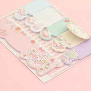 My Melody Memo Sticky Note Set