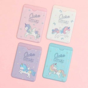 Ciara Unicorn Card Case
