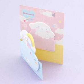 Sanrio Cinnamoroll Standing Sticky Note Pad