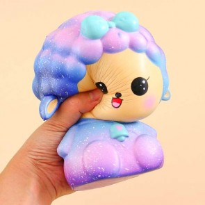 Jumbo Galaxy Sheep Squishy