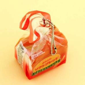J Dream Baked Toast Mini Squishy Charm