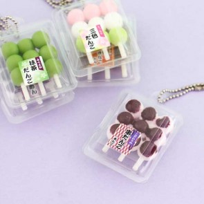 J Dream Mini Dango Charm in Gachapon Capsule