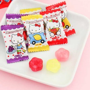 Senjaku Hello Kitty Flower Candies