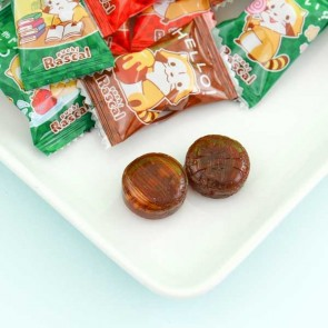 Puchi Rascal The Raccoon Honey & Brown Sugar Candies