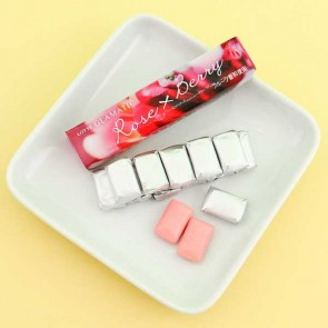 Lotte Glamatic Rose x Berry Chewing Gum
