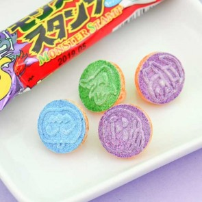 Yaokin Monster Stamp Candy Set
