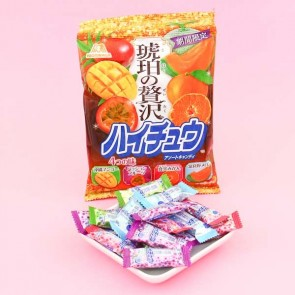 Morinaga Hi-Chew Tropical Fruits Assorted Candy Bag