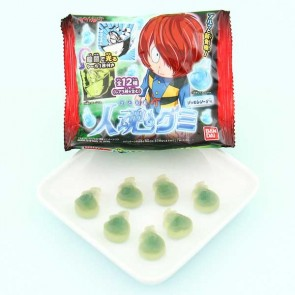 Bandai GeGeGe no Kitarō of the Graveyard Gummy & Collectible Card Set
