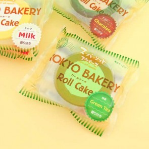 Tokyo Bakery Roll Cake Super Soft Squishy