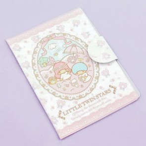Little Twin Stars Card Booklet