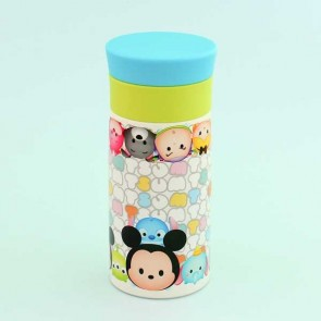 Disney Tsum Tsum Twist Lid Thermos Bottle