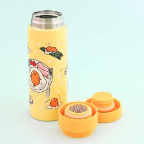 Gudetama Twist Lid Thermos Bottle