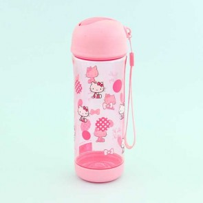 Hello Kitty Water Drop Drinking Bottle