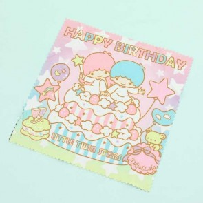 Little Twin Stars Microfiber Cloth
