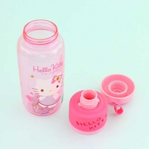Hello Kitty Drinking Bottle - Twist Cap