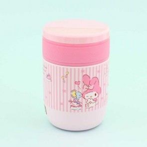 My Melody Food Container & Travel Bag