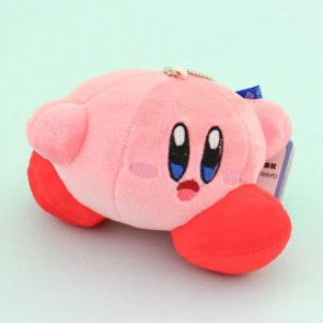 Excited Kirby Plush Charm