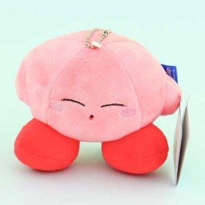 Sleepy Kirby Plush Charm