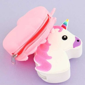 Glitter Unicorn Coin Purse