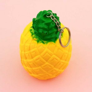 Pineapple Keychain Squishy