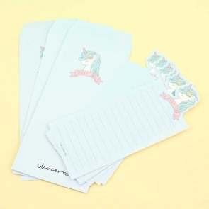 Dreamy Unicorn Letter Set