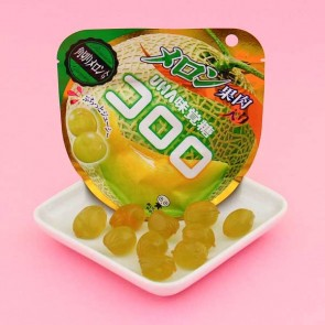 UHA Kororo Fruit Juice Gummy - Melon