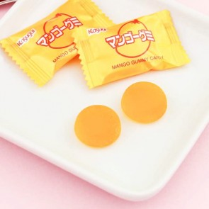 Kasugai Mango Gummy Candies