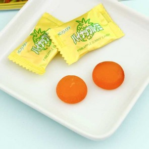 Kasugai Pineapple Gummy Candies
