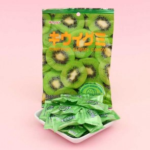 Kasugai Kiwifruit Gummy Candies