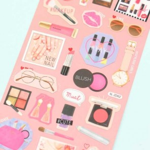 Cosmetic Photogenic Stickers