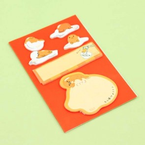 Mini Gudetama Sticky Note Set