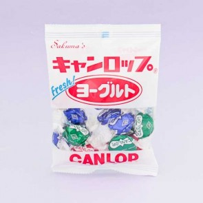 Sakuma Canlop Yogurt Candies