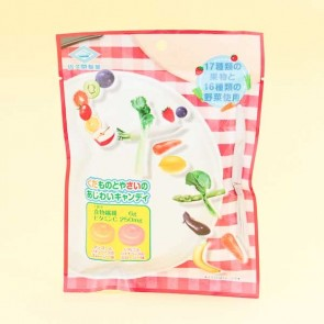Sakuma Vegetable & Fruit Candies