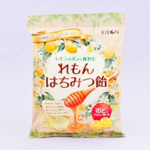 Ribon Lemon & Honey Throat Candy Drops