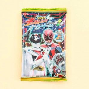 Top Power Rangers Collectible Card & Gum Set
