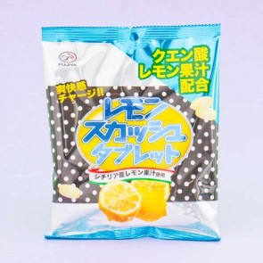 Fujiya Lemon Salty Soda Candies