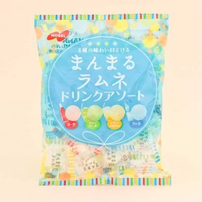 Nobel Mammaru Fruit Ramune Candies