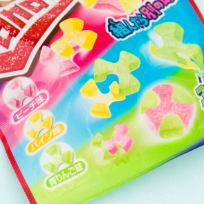 Kanro Candemina Assembly Sour Candies - Fruit Mix