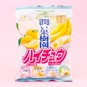 Morinaga Hi-Chew Orchard Fruits Assorted Candy Bag