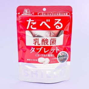 Morinaga Shield Lactic Acid Bacteria Tablets