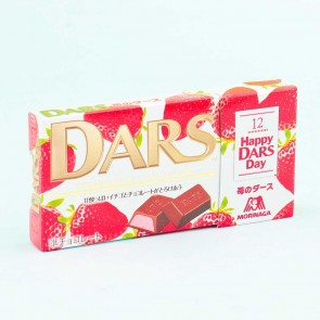 Morinaga DARS Strawberry Chocolate