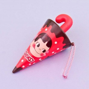 NIC x Peko Chocolate Umbrella Squishy Charm