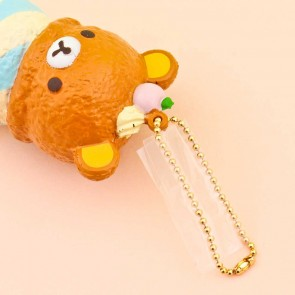 NIC x Rilakkuma Ice Cream Squishy Charm